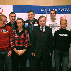 20080214: Athletics - Sponsorship of AZS