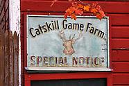 Catskill Game Farm October 2014