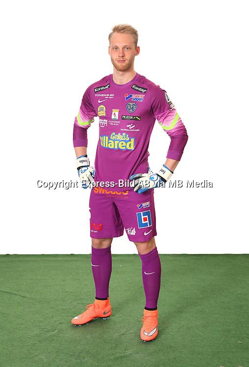 Alexander Lundin<br /> Helfigur<br /> @Leverans<br /> Allsvenskan 2016<br /> Fotboll