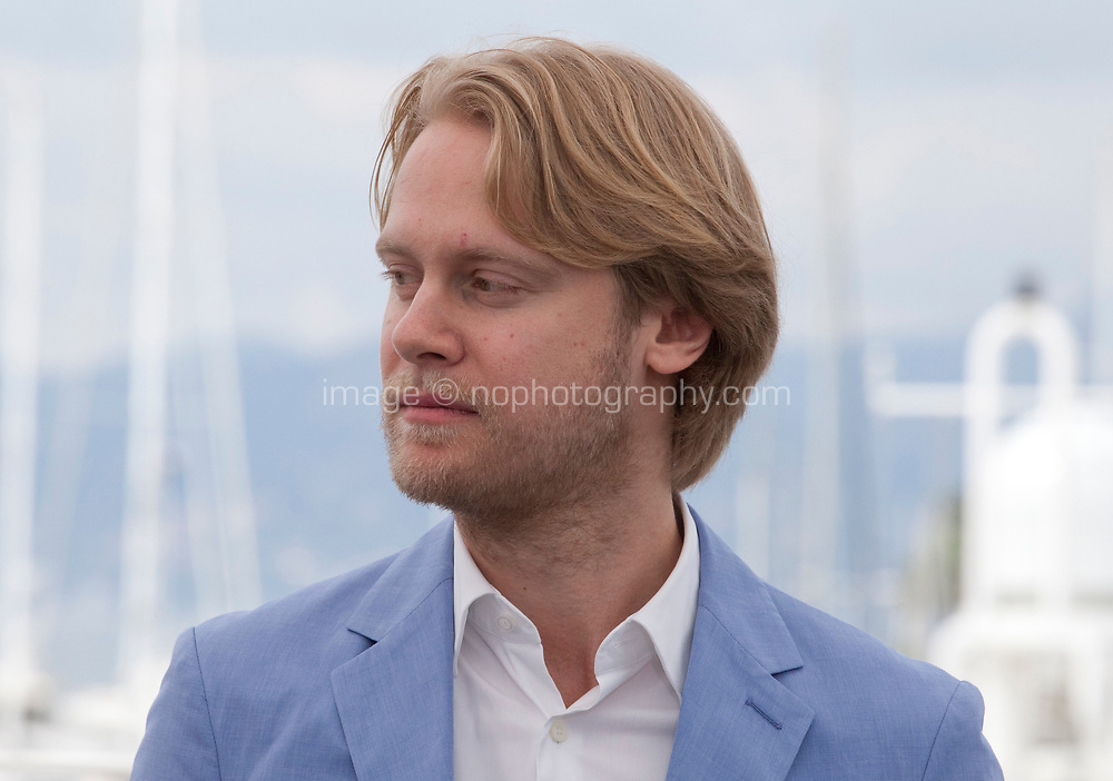 Producer Ilya Stewart at the Leto (Summer) film photo call at the 71st Cannes Film Festival, Thursday 10th May 2018, Cannes, France. Photo credit: Doreen Kennedy
