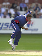 .13/07/2002.Sport - Cricket -NatWest Series Final- Lords.England vs India.Darren Gough