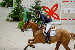 PESSOA Rodrigo (BRA), Venice Beach<br /> Genf - CHI Geneve Rolex Grand Slam 2019<br /> Prix des Communes Genevoises<br /> 2-Phasen-Springen<br /> International Jumping Competition 1m50<br /> Two Phases: A + A, Both Phases Against the Clock<br /> 13. Dezember 2019<br /> © www.sportfotos-lafrentz.de/Stefan Lafrentz