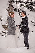 Beth & Arden's winter wedding