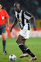 Fotball<br /> Italia<br /> Foto: Inside/Digitalsport<br /> NORWAY ONLY<br /> <br /> Mohamed Sissoko (Juventus)<br /> <br /> 17.09.2008<br /> UEFA Champions League<br /> Juventus v Zenit St Petersburg (1-0)