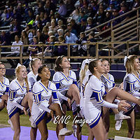 09-30-16 BHS CHEERLEADERS HALFTIME SHOW (HOMECOMING)