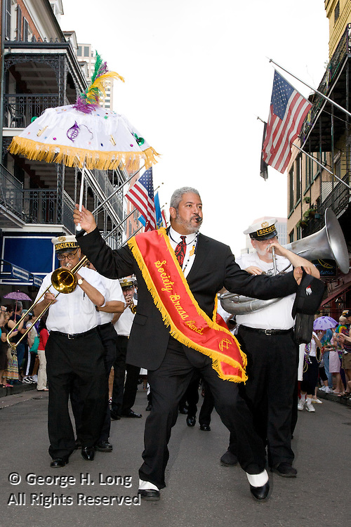 25th Annual French Quarter Festival opening parade