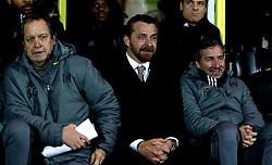 Fulham Manager Slavisa Jokanovic - Mandatory by-line: Robbie Stephenson/JMP - 01/02/2017 - FOOTBALL - Pirelli Stadium - Burton Upon Trent, England - Burton Albion v Fulham - Sky Bet Championship