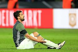 Germanys Sami Khedira looks dejected - Mandatory by-line: Matt McNulty/JMP - 26/03/2016 - FOOTBALL - Olympiastadion - Berlin, Germany - Germany v England - International Friendly