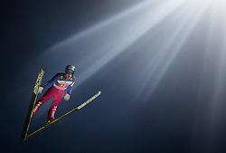 06.01.2015, Paul Ausserleitner Schanze, Bischofshofen, AUT, FIS Ski Sprung Weltcup, 63. Vierschanzentournee, Finale, im Bild Jan Matura (CZE) // Jan Matura of Czech Republic during Final Jump of 63rd Four Hills <br /> Tournament of FIS Ski Jumping World Cup at the Paul Ausserleitner Schanze, Bischofshofen, Austria on 2015/01/06. EXPA Pictures © 2015, PhotoCredit: EXPA/ JFK