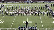 Marching band performing at O.U . vs. Western Michigan home football game on Saturday, 10/7/06.