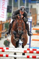 Veldhuis Steven (NED) - Saffier<br /> KWPN Paardendagen Ermelo 2010<br /> © Dirk Caremans