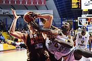 Benjamin Ortner<br /> Umana Reyer Venezia - Vanoli Cremona<br /> Lega Basket Serie A 2016/2017<br /> Venezia 30/10/2016<br /> Foto Ciamillo-Castoria