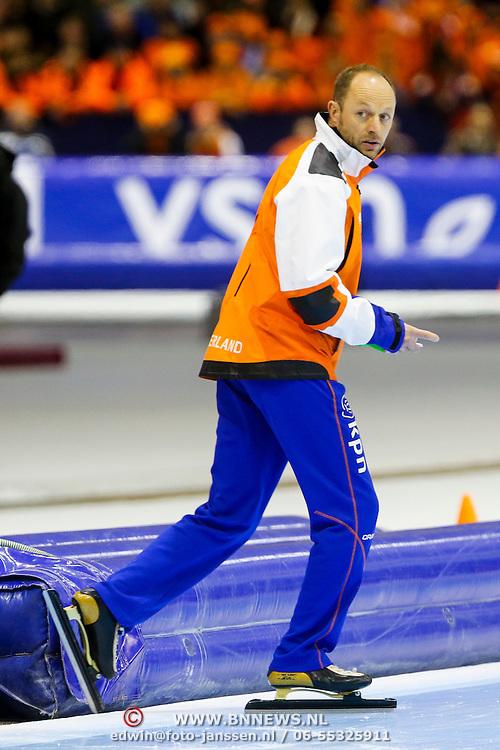 NLD/Heerenveen/20130112 - ISU Europees Kampioenschap Allround schaatsen 2013 dag 2, 1500 meter heren, Gerard Kempers