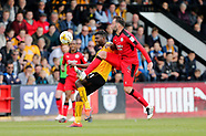 Cambridge United v Crawley Town 29/04/2017
