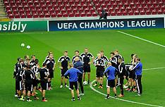 20131023 FC København træning på Türk Telekom Arena i Istanbul