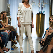 NLD/Amsterdam/20140615 - Opname aflevering Holland Next Top Model 2014, Debbie Dhillon