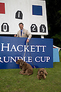 JEREMY HACKETT, Hackett Rundle Cup 2008. Tidworth. 12 july 2008 *** Local Caption *** -DO NOT ARCHIVE-© Copyright Photograph by Dafydd Jones. 248 Clapham Rd. London SW9 0PZ. Tel 0207 820 0771. www.dafjones.com.