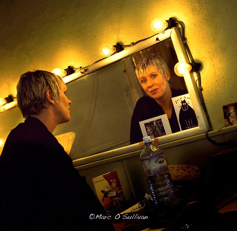 Singer Hazel O'Connor Pic:Marc O'Sullivan
