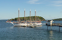 Schooner Margaret Todd, Bar Harbor Maine