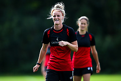 Jas Matthews of Bristol City Women during training at Failand - Mandatory by-line: Robbie Stephenson/JMP - 26/09/2019 - FOOTBALL - Failand Training Ground - Bristol, England - Bristol City Women Training