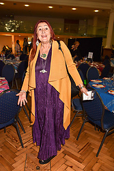 Lynne Franks at the ASAP VIP lunch (African Solutions To African Problems) held at the RHS Lindley Hall, 80 Vincent Square, London, England. 10 October 2018.