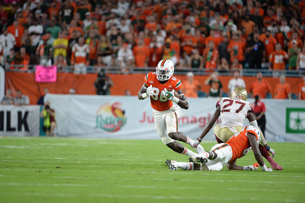 2016 Miami Hurricanes Football vs Florida State