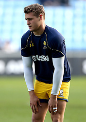 Jamie Shilcock of Worcester Warriors - Mandatory by-line: Robbie Stephenson/JMP - 13/11/2016 - RUGBY - Ricoh Arena - Coventry, England - Wasps v Worcester Warriors  - Anglo Welsh Cup