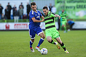 Forest Green Rovers v Cardiff City 130716