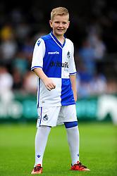 Bristol Rovers' mascot - Mandatory by-line: Dougie Allward/JMP - 14/08/2016 - FOOTBALL - Memorial Stadium - Bristol, England - Bristol Rovers v Oxford United - Sky Bet League One