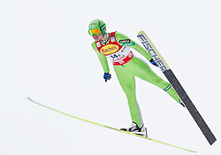 16.12.2011, Casino Arena, Seefeld, AUT, FIS Nordische Kombination, Ski Springen Team HS 109, im Bild Janne Ryynaenen (FIN) // anne Ryynaenen of Finland during Ski jumping the team competition at FIS Nordic Combined World Cup in Sefeld, Austria on 20111211. EXPA Pictures © 2011, PhotoCredit: EXPA/ P.Rinderer