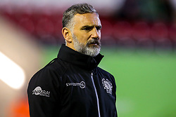 Exeter Chiefs Skills Coach Ricky Pellow - Mandatory by-line: Robbie Stephenson/JMP - 27/09/2019 - RUGBY - Welford Road - Leicester, England - Leicester Tigers v Exeter Chiefs - Premiership Rugby Cup