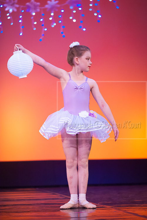 Wellington, NZ. 5.12.2015. Sugar Violets, from the Wellington Dance & Performing Arts Academy end of year stage-show 2015. Little Show, Saturday 12.45pm. Photo credit: Stephen A'Court.  COPYRIGHT ©Stephen A'Court