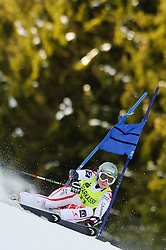 03.02.2011, Mirtlerhang, Gaal, AUT, FIS Riesentorlauf, Ladies, im Bild // Margret Altacher, (AUT) // during the women giant slalom race at the FIS races in Gaal, EXPA Pictures © 2011, PhotoCredit: EXPA/ S. Zangrando
