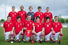 110512 Wales U17 v Sweden U17