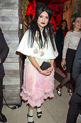 PRINCESS JULIA at the 3rd anniversary party of Sushisamba at the Heron Tower, 110 Bishopsgate, City of London on 10th November 2015.