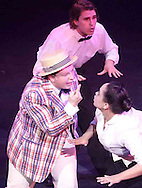 """A song from """"The Music Man"""" was performed in the Broadway Revue in the Festival Playhouse at the 2007 Arts Gala at Wright State University, Saturday night.."""