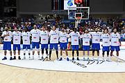 Squadra<br /> Nazionale Italiana Maschile Senior - Trentino Basket Cup 2017<br /> Italia - Paesi Bassi / Italy - Netherlands<br /> FIP 2017<br /> Trento, 30/07/2017<br /> Foto Agenzia Ciamillo-Castoria