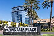 Pacific Arts Plaza Costa Mesa