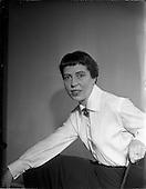 1957 - Miss Maire McEntee