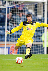 Raith Rovers David McGurn..Raith Rovers 1 v 0 Falkirk, 6th August 2011..©Pic : Michael Schofield.