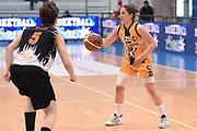Sanga Milano - San Raffaele Roma<br /> Finali Nazionali Under 20 Femminile 2017<br /> Finale 3 - 4 posto<br /> FIP 2017<br /> Roseto degli Abruzzi, 16/04/2017<br /> Foto Ciamillo - Castoria