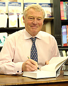 Lord Ashdown Book Signing