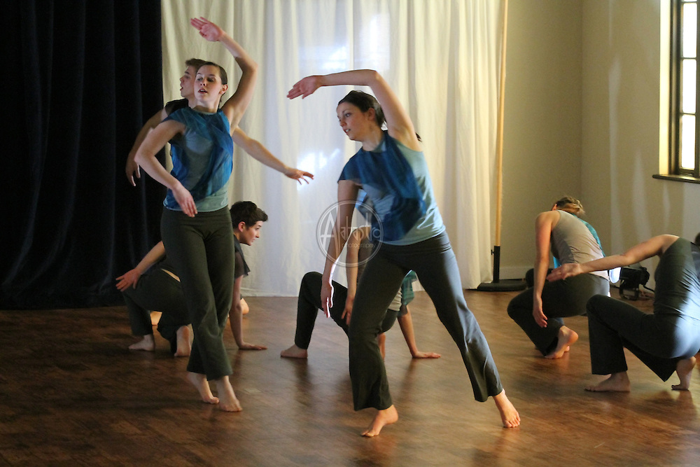 "Karin Stevens Dance 2nd Season Performance 1 dress rehersal at the Fremont Abbey, March 2010. ""You and I""  Choreography: Karin Stevens. Dancers: Maia Veague, Amy Daniel, Caprice Abowitt, Melanie Williams, Morgan Houghton, and Hannah Taylor. Tops design: Beki Wilson Music: Tabula Rasa part 1: Arvo"