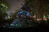 Thailand: Bangkok's Car Cemetery