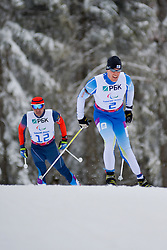 HARKONEN Juha, MIKHAYLOV Kirill, Biathlon at the 2014 Sochi Winter Paralympic Games, Russia