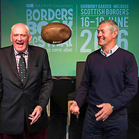 Borders Book Festival - Friday