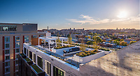 Architectural  image of 880 P Apartments in Washington DC by Jeffrey Sauers of Commercial Photographics, Architectural Photo Artistry in Washington DC, Virginia to Florida and PA to New England