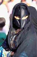 Traditional mask - Nizwa - Oman