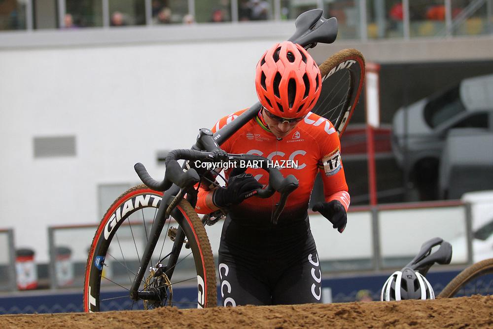 26-12-2019: Wielrennen: Wereldbeker veldrijden: Zolder: Marianne Vos