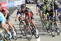 Gilbert Philippe - BMC  - 10.05.2015 - 2eme etape du Giro 2015<br />Photo : Sirotti / Icon Sport